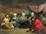 Азия Туркестан  живопись,  скульптура, книги, каз.нац. украшения